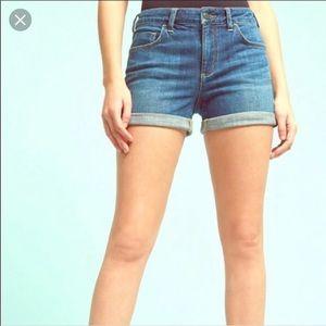 Anthropologie Pilcro&the Letterpress Stet shorts